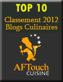top 10 blog culinaires
