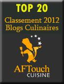 top 20 blog culianires