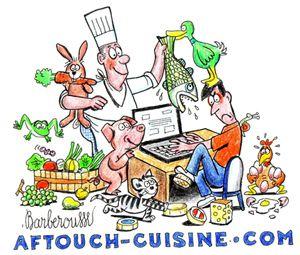 Un grand merci barberousse for Cuisinier humour