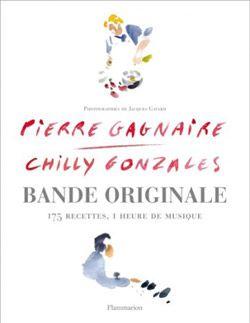 Bande originale : Pierre Gagnaire