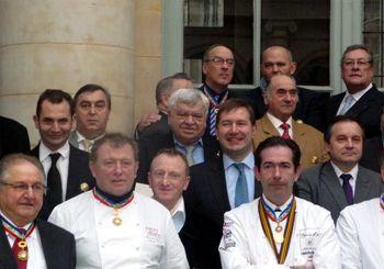 Le Chef Patrick est membre de l'Académie Culinaire de France  2