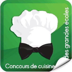 Concours de cuisine des grandes écoles