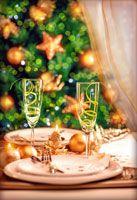 Menu pour les fêtes © Anna Omelchenko - Fotolia.com