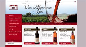 Vins de la région Bourgogne-sud
