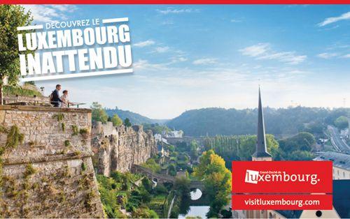 Invitation de l'Office National du Tourisme du Grand-Duché de Luxembourg