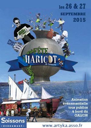 LA FÊTE du HARICOT Les 26 et 27 septembre 2015