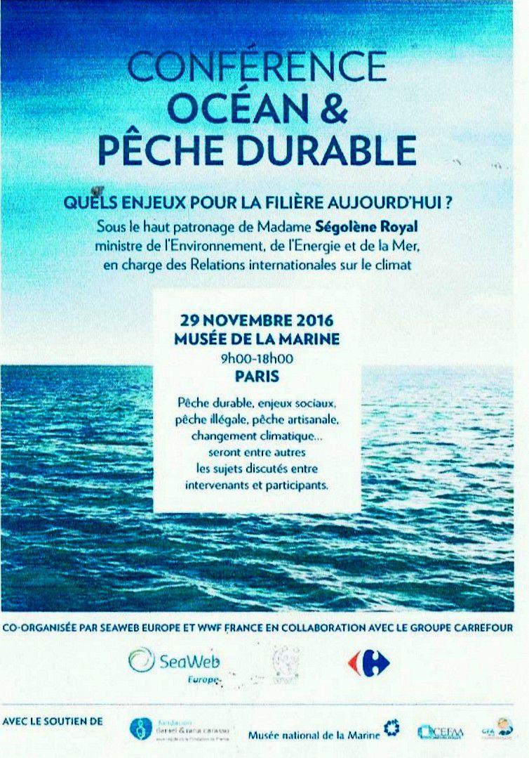 Conférence océan et pêche durable Patrick.asfaux@aftouch.fr