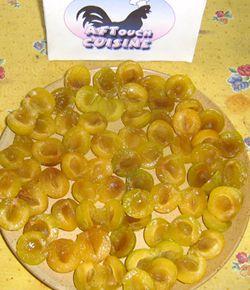 Congélation des fruits Asfaux Patrick - A.F.Touch