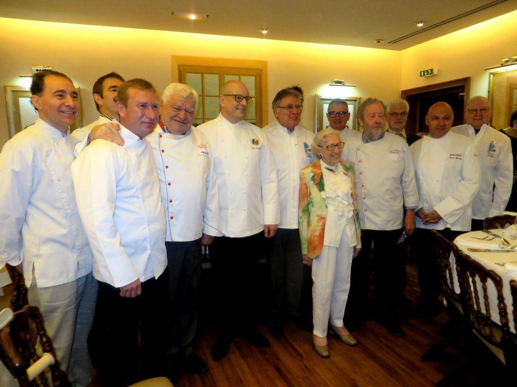 Repas annuel des Cuisiniers Francais  2