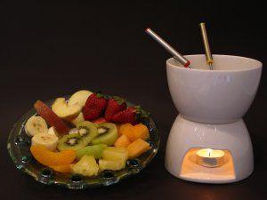 Recettes de fondues © Ewa Kubicka 2