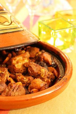 Maghreb cooking © tilo - Aftouch-cuisine