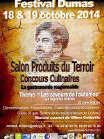 22ème édition du festival  Alexandre Dumas de Villers Cotterêts