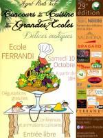 29ème concours de cuisine des Grandes Écoles - ParisTech
