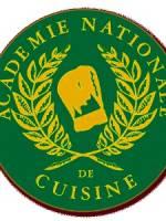 Grand Prix de l'Académie Nationale de Cuisine !