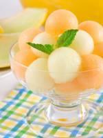 Recettes de melon