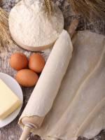 Les familles de pâtes (pour pâtisserie) de base