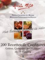 200 recettes de confitures