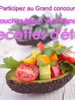 Concours Aftouch-cuisine, Viva Plancha : recettes d'été