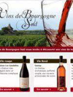Vins de la r�gion Bourgogne-sud