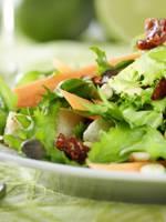 Les petites salades du chef Patrick