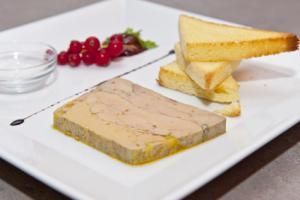 Comment faire un bloc de foie gras deuxi me partie for Comment presenter du foie gras