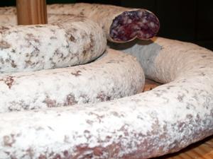 Dry Auvergne sausage