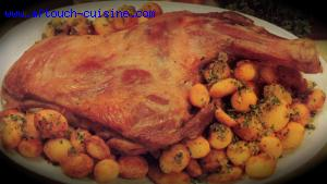 Agneau fa�on occitane