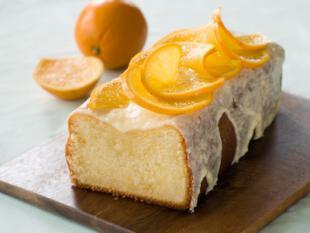 Orange Flavoured Sponge Cake
