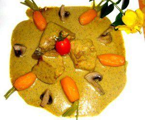 legumes pour accompagner blanquette de veau