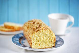 Cake � la noix de coco