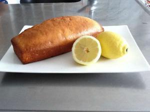 Cake au yaourt saveur citron
