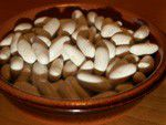 cong�lation des haricots plats coco