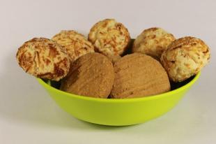 Cookies aux tomates s�ch�es
