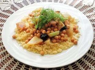 Couscous (� ma fa�on)