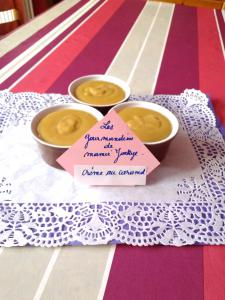 Crème au caramel de mamie