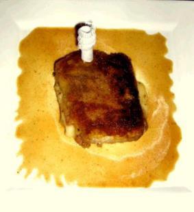 Escalope de veau Cordon Bleu
