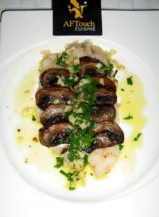 Filets de Tacaud poêlés Meunière