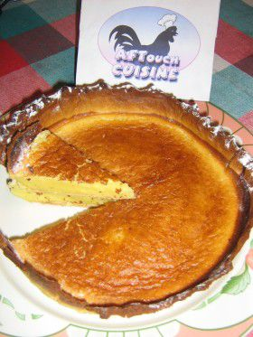 Flan recette flan aftouch cuisine for Aftouch cuisine com