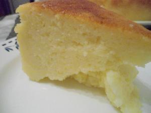 Gâteau de semoule à l'ananas
