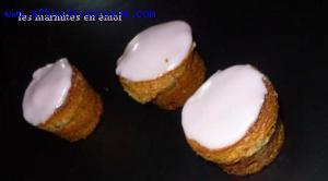 Giyly pinky cup cakes à la rose