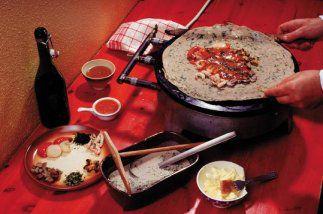 Galettes bretonne recette galettes bretonne aftouch cuisine for Aftouch cuisine com