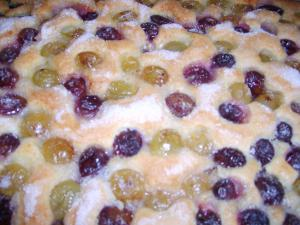 G�teau au raisin de mamy berthe