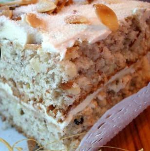 Gâteau de Castelnaudary