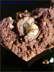 Gâteaux au chocolat et ferrero rocher