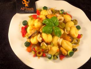 Gnocchi en mode m�ridionale