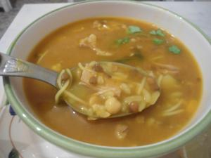 harira soupe orientale