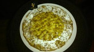 La Tarte aux pommes Brigitta y Valencia