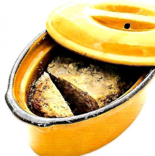 La Terrine de b�casse et foie gras