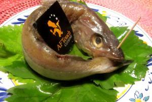Le merlan de ligne frit colbert