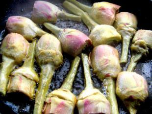 Légumes a la plancha